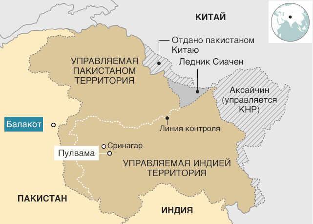 Территория конфликта